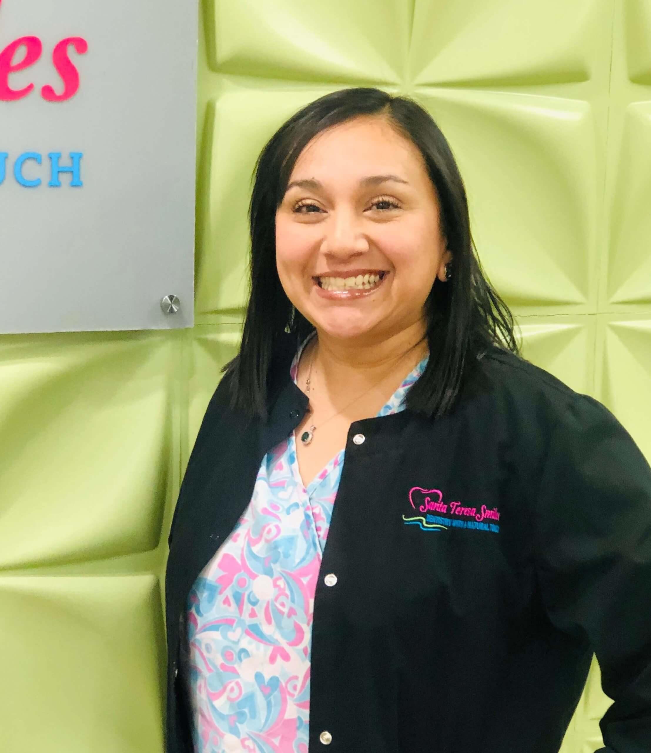 Rebecca Vasquez, Scheduling Coordinator