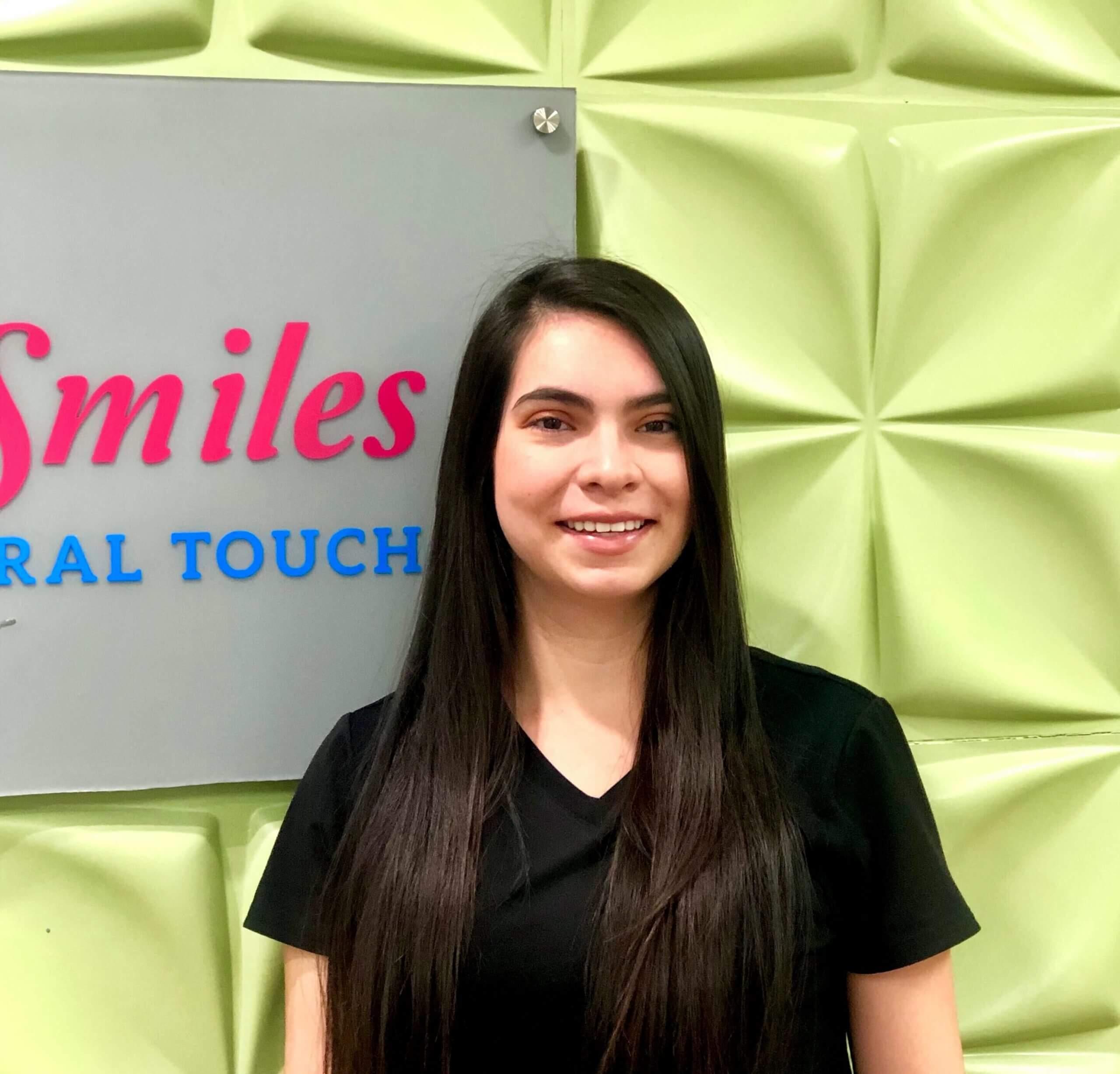 Yvette Alvidrez, Dental Hygienist