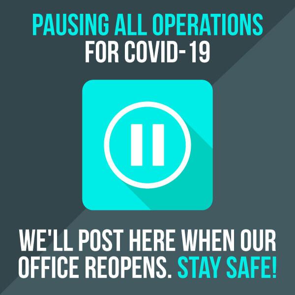 Santa Teresa Smiles is temporarily closed during the coronavirus pandemic except for dental emergencies in Santa Teresa, NM